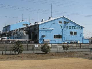 東特塗料 本庄工場